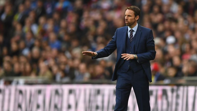 Gareth Southgate has expressed concern over the motivation of young players