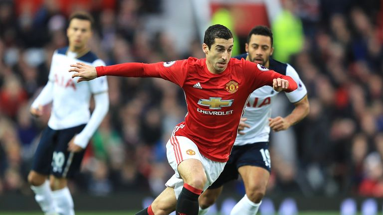 Henrikh Mkhitaryan has listed areas he can improve in order to thrive in the Premier League