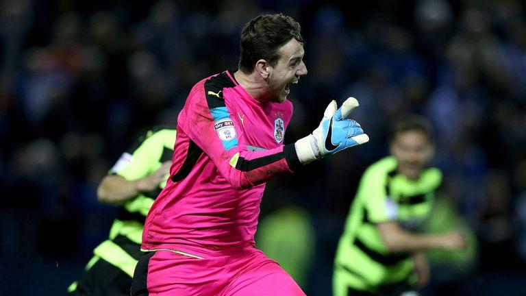 Danny Ward has had loan spells at Morecambe, Aberdeen and Huddersfield