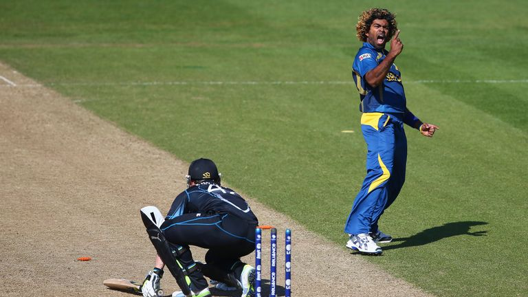 Is Sri Lanka's Lasith Malinga the owner of the only Champions Trophy hat-trick?