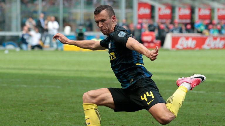 Man Utd are in talks with Perisic - Sky sources