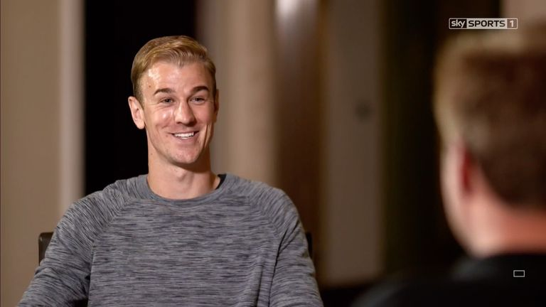 Joe Hart told Soccer Am's Tubes that a Premier League return is 'more than likely'