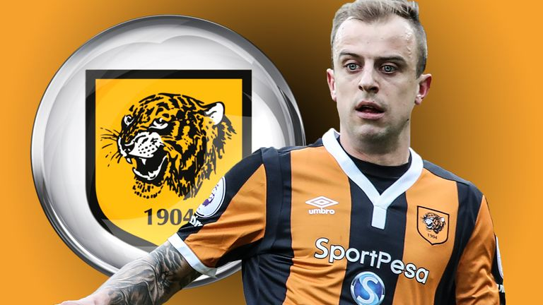 Kamil Grosicki has battled addiction to become a Premier League success