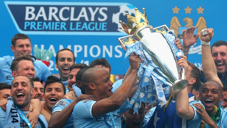 Zabaleta has won two titles with City, the most recent in 2014