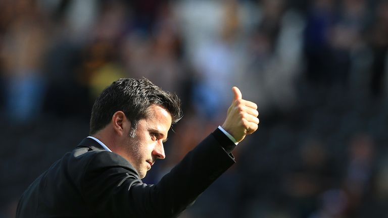 Marco Silva could not keep Hull in the Premier League