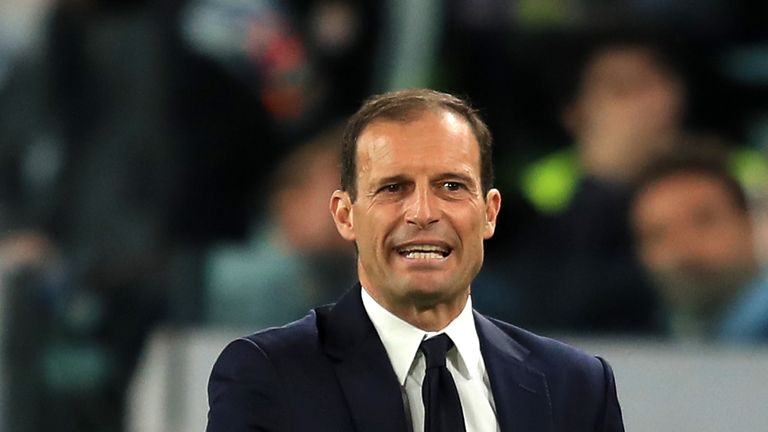 PSG are reportedly interested in appointing Massimiliano Allegri