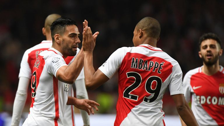 Monaco could lose a number of their best players this summer