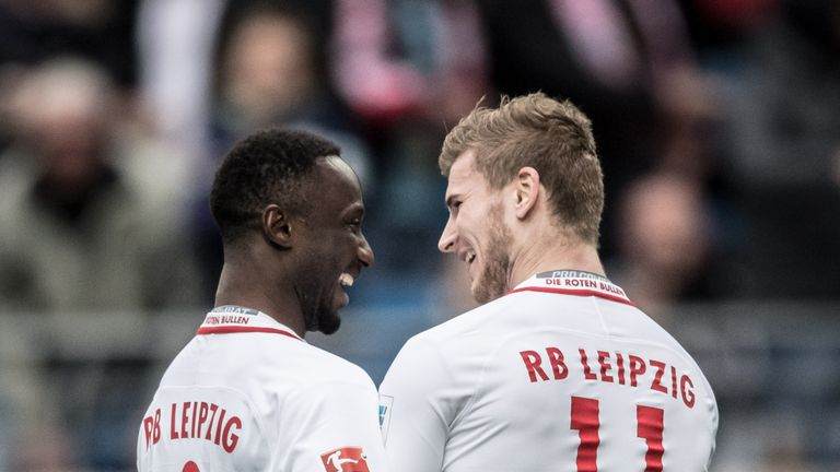 Leipzig are reluctant to let their prize assets leave as they prepare for Champions League football