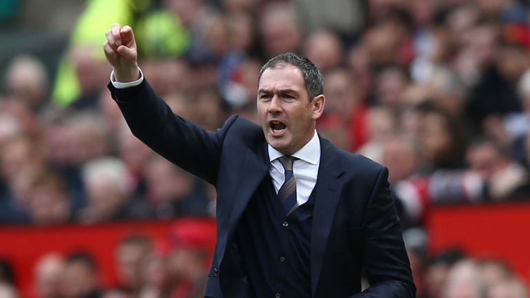 Manager Paul Clement admitted Llorente's arm injury is at a delicate stage