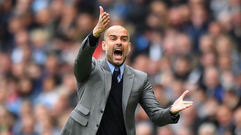 Pep Guardiola has been busy in the transfer markey