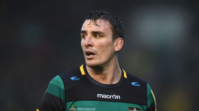 Louis Picamoles scored four tries in his 15 matches for Northampton last season