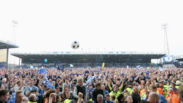 2,623,082 fans were present at League Two fixtures during 2016/17