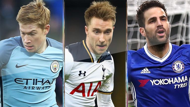 Who is the Premier League's best playmaker?