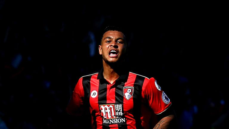 Joshua King fired the Cherries into the last 16 of the Carabao Cup