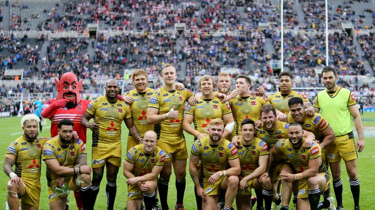 Salford's Magic Weekend win over Leigh lifted them up to second in the table