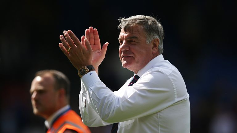 Sam Allardyce is thought to have already held talks with Everton owner Farhad Moshiri about the vacancy
