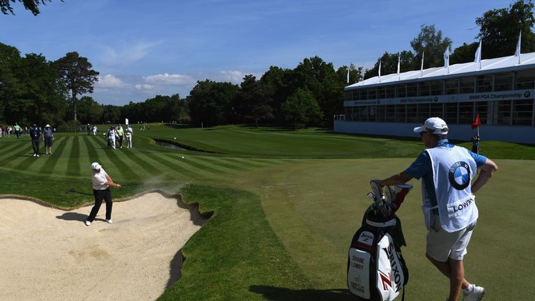 Wentworth has undergone a multi-million pound revamp ahead of this year's event