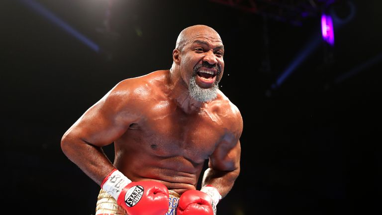 Shannon Briggs stopped Emilio Ezequiel Zarate in one round in his last fight when he appeared at London's O2 12 months ago