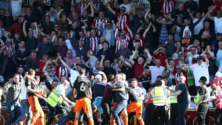 There were 4,378,328 supporters in and out of League One grounds this season
