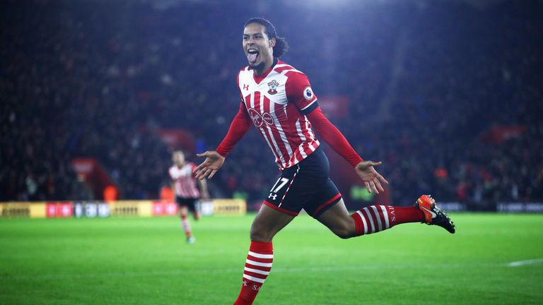 Virgil Van Dijk Certain To Leave Southampton This Summer