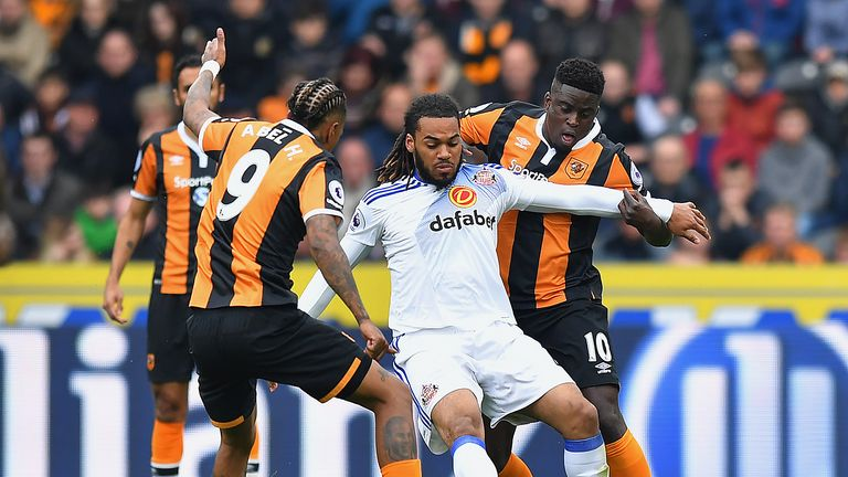 Hull could join Sunderland in the second tier this weekend