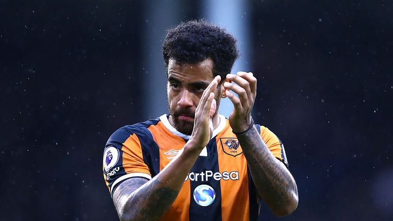 Tom Huddlestone left Hull City for Derby County this summer