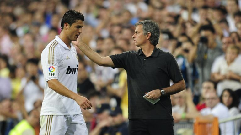 Cristiano Ronaldo could leave Real Madrid this summer - but could be be reunited with Jose Mourinho at Manchester United?