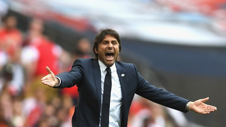 Antonio Conte has added a third signing after Willy Cabellero and Antonio Rudiger
