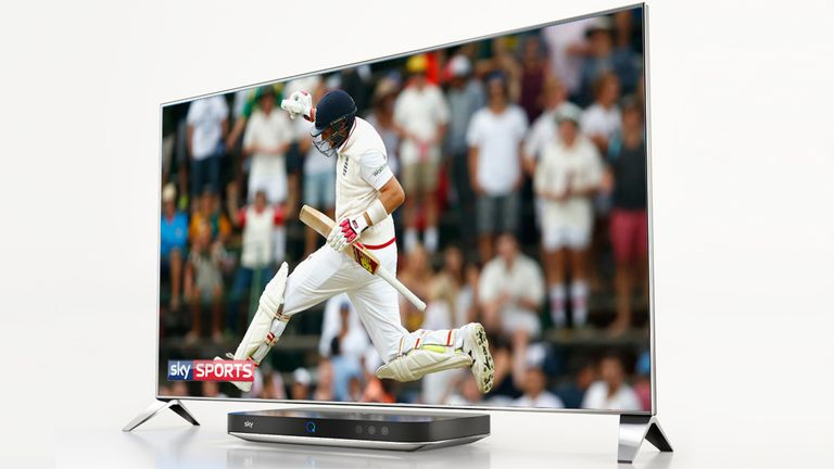 England v South Africa Test series live in UHD with Sky Sports and Sky Q