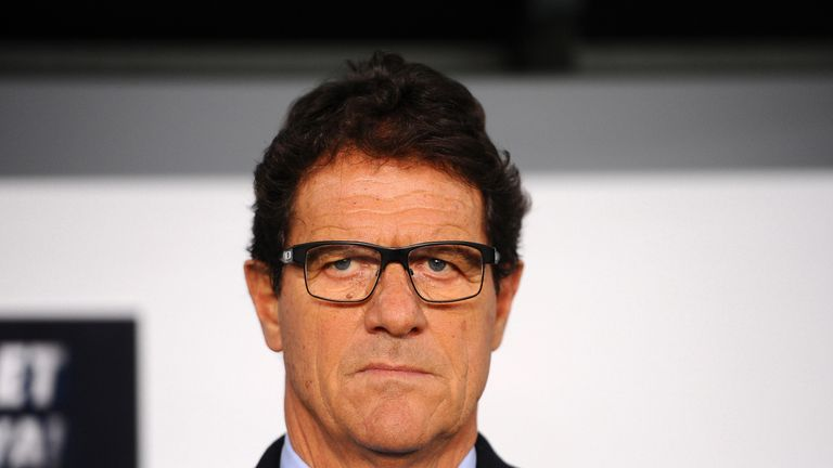 Could Fabio Capello return to international football with Italy?