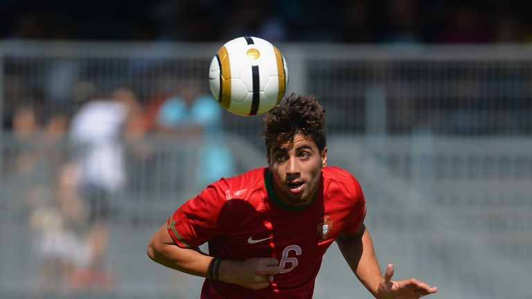 Centre-back Cardoso has represented Portugal at youth level