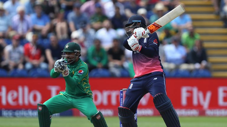 Pakistan's spinners played their part with Shadab Khan dismissing Joe Root