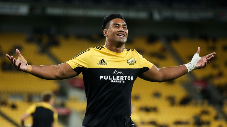 Savea scored 52 tries in 120 appearances for the Hurricanes between 2011 and 2018