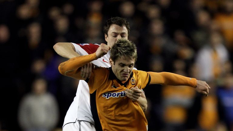 Doyle enjoyed notable spells with Reading and Wolves