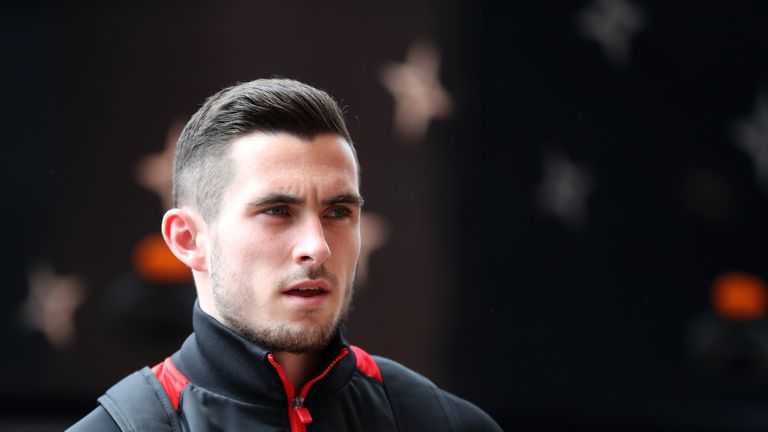 Lewis Cook signed for Bournemouth from Leeds
