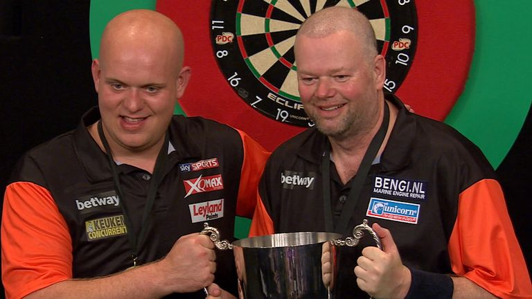 Netherlands won their third World Cup of Darts title last year