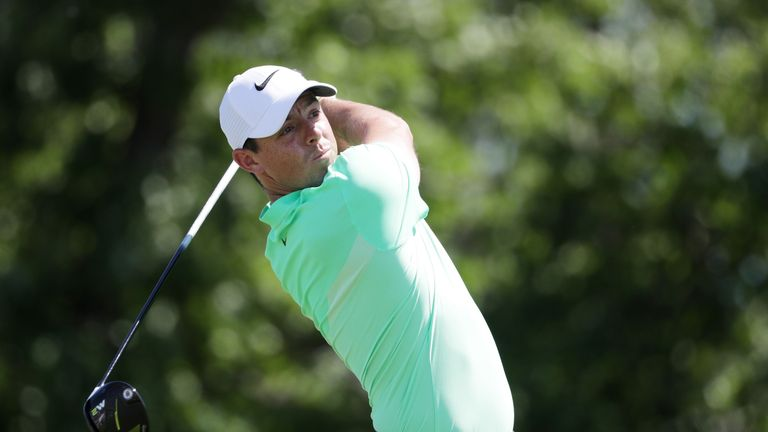 Rory McIlroy defends his Irish Open title this week