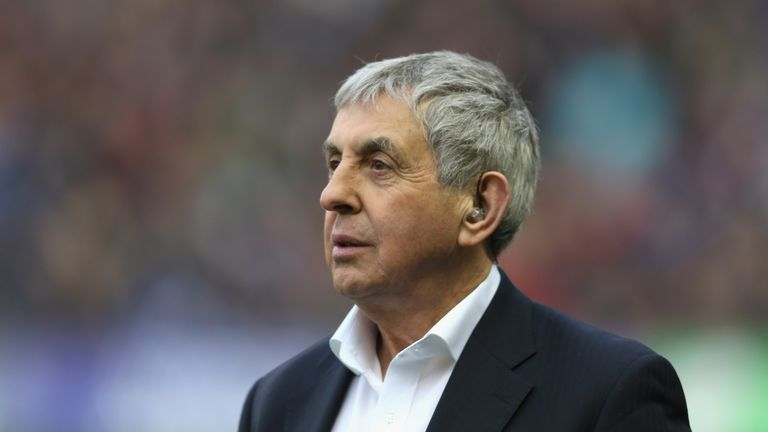 McGeechan is now executive president of Yorkshire Carnegie