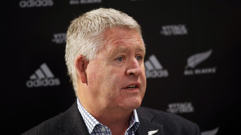 New Zealand Rugby chief executive Steve Tew said he would consider Shields' request to be released early