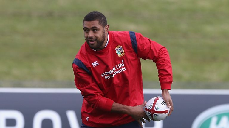 Wales and British and Irish lions star Taulupe Faletau was born in Tonga