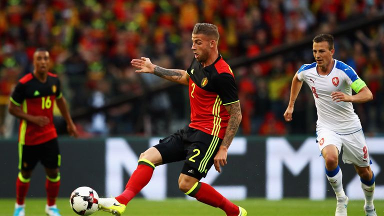Toby Alderweireld is currently on World Cup Qualifier duty with Belgium