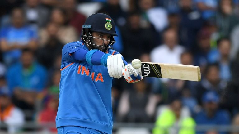 Yuvraj Singh played 304 one-day internationals for India