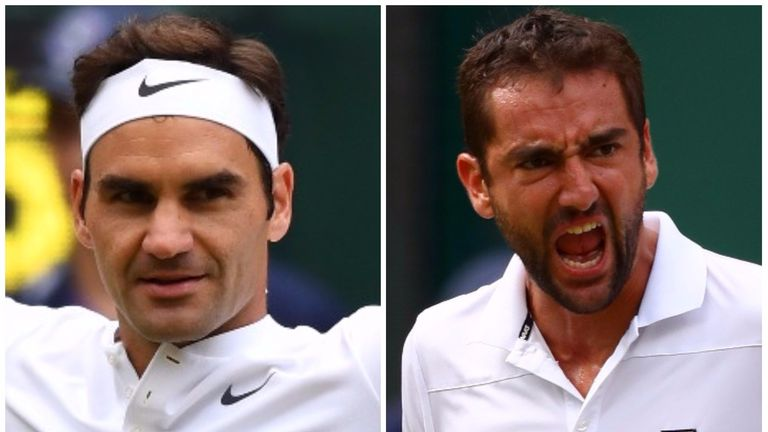 Image result for Roger Federer vs Marin Cilic live pic logo