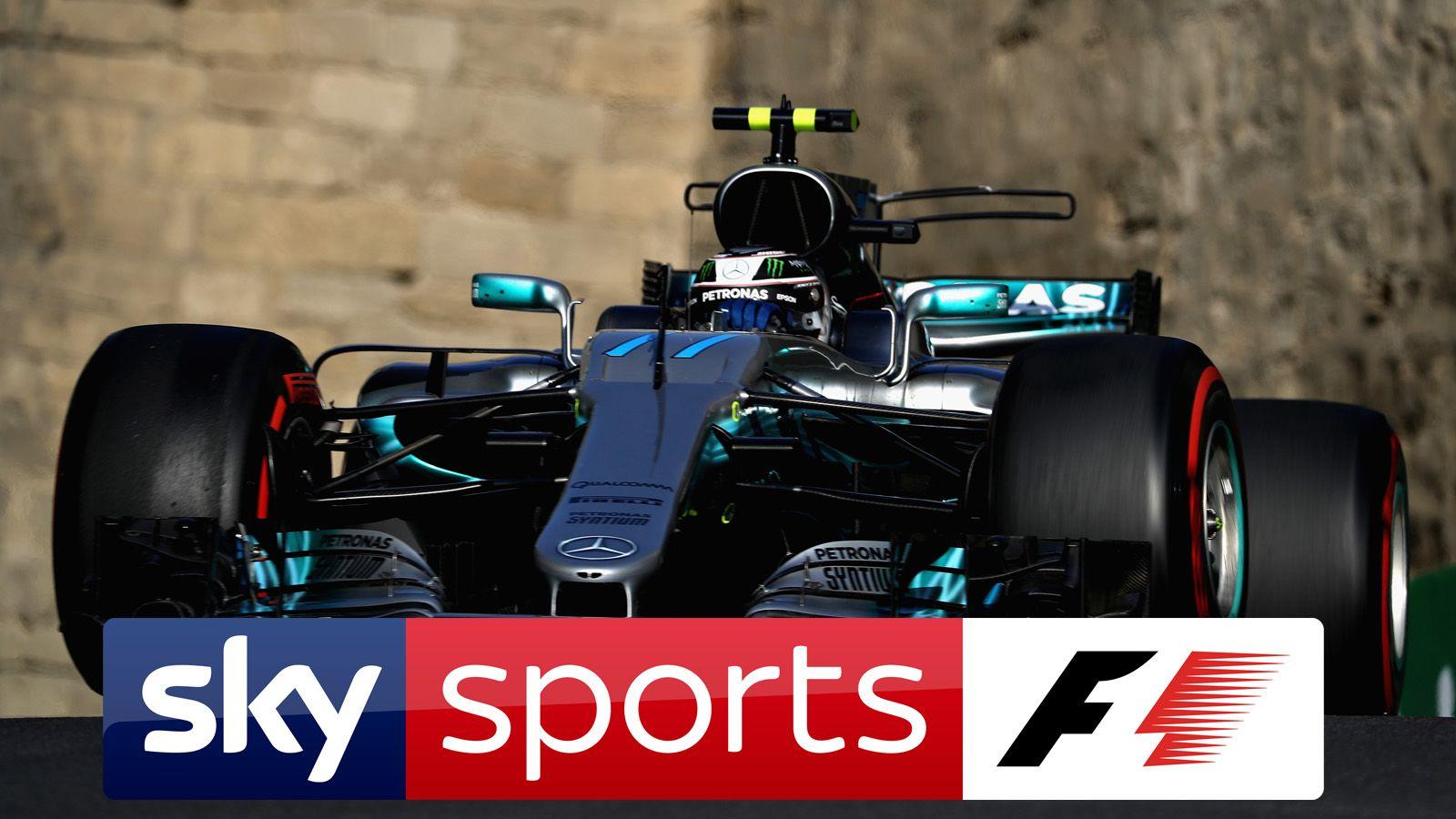 F1 Bei Sky