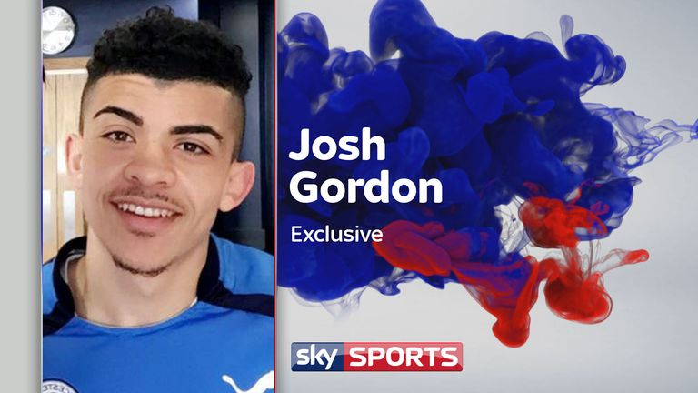 Josh Gordon talks to Sky Sports about his shock move to Leicester City