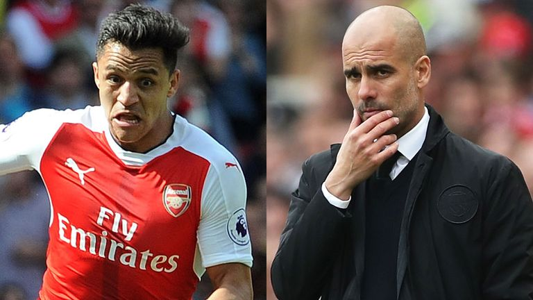 Could Alexis Sanchez link up with Pep Guardiola again at Manchester City?