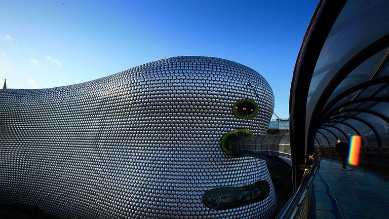 Birmingham is bidding to host the 2022 Commonwealth games