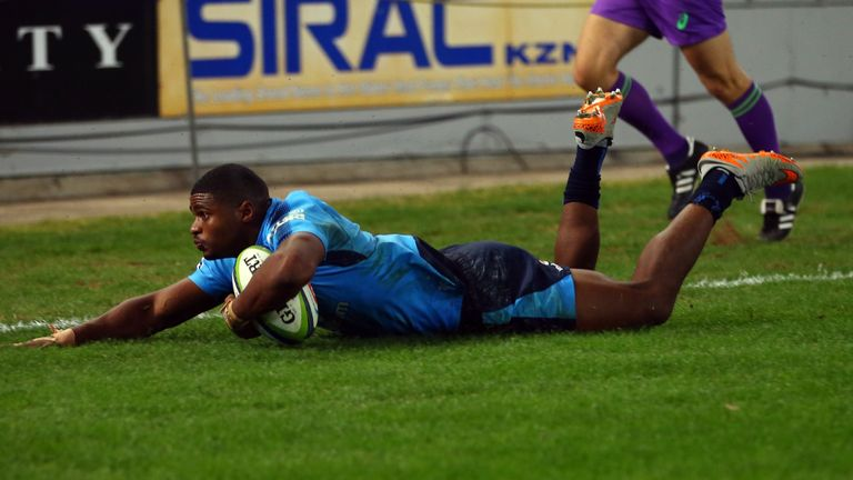 Warrick Gelant of the Vodacom Bulls will also tour with Allister Coetzee's squad