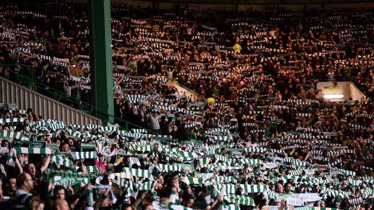 Celtic are used to winning, but they only have the 11th best pitch in Scotland according to the study