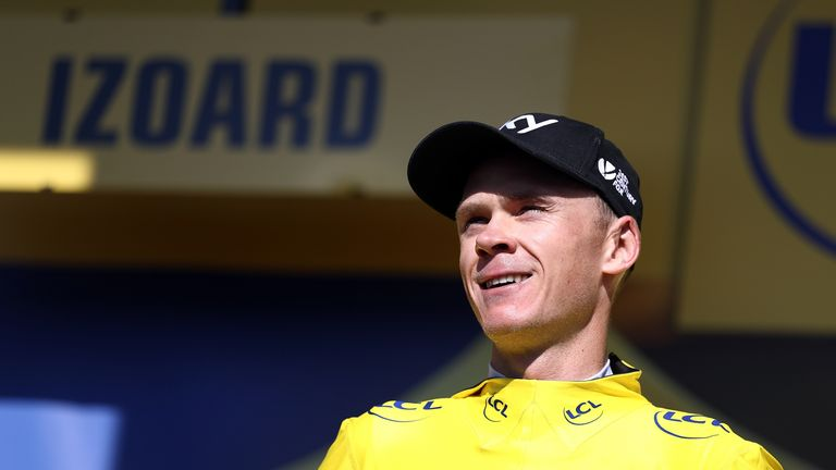 Chris Froome is targeting a record-equalling fifth Tour de France title this summer